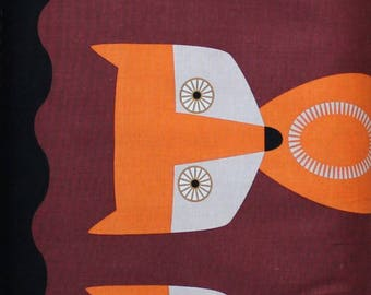 Fabric by Michael Miller:  Norwegian Woods Panel