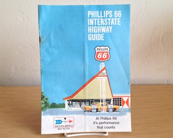 Phillips 66 Interstate Highway Guide