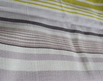 Fabric for cushions bags etc stripe 60x54""