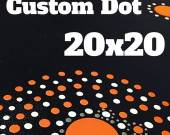 Custom Dot 20x20