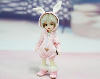Miyoni Lati Yellow SP, Luts Tiny Delf 20, 18~20cm doll, Baby Rabbit BJD clothes
