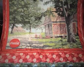 Coca Cola Quilt