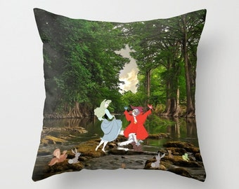 Disney's Sleeping Beauty Pillow with insert