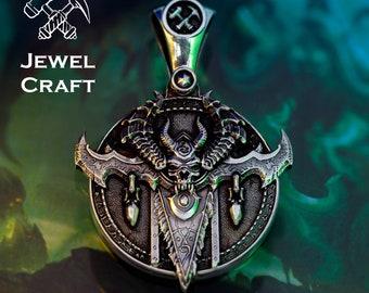 """Medal """"Demon hunter"""""""