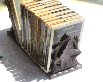 Greenhouse book Vintage wooden