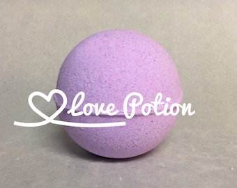 Love Potion Bath Bomb