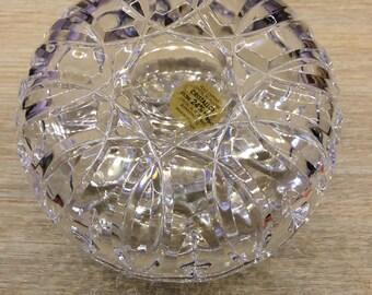 """Royal Crystal Rock"" Crystal ashtrays"
