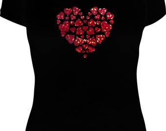 Heart Hearts T-Shirt