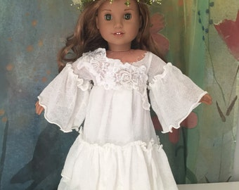American Girl Custom OOAK Mother Nature Outfit