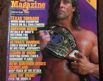 1990 WWF Magazine