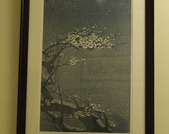 Traditional Chinese Painting - Plum blossom (original)