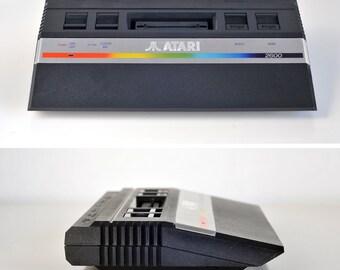 Atari 2600 junior/video game console/1986