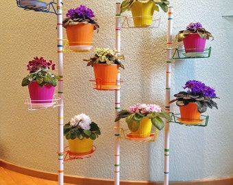"""Metal stand for plants Modern plants stand Stands for plants Stands for indoor and outdoor use Beautiful stand """"Nevada"""""""