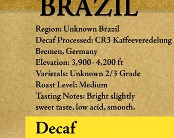 "Roasted Coffee - Colombia - Huila Denominacion San Isidro - 8oz-6lb ""Roasted upon Order"" RöstHaus Coffee Roasterie"