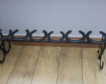 3 Pair Horseshoe Welly Rack