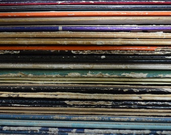 Vintage Vinyl LP Record of the Month Club: 3 Month Subscription
