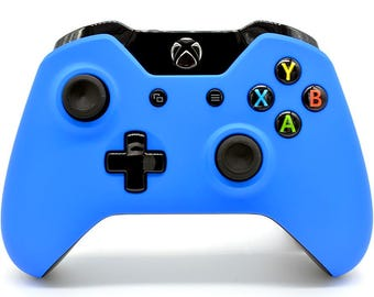 Xbox One Soft Touch CUSTOM UN-MODDED Wireless Controller