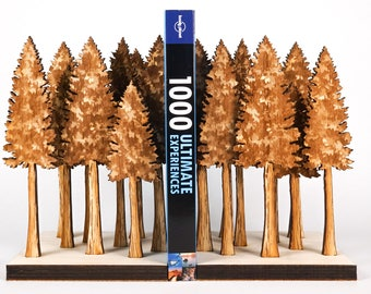 Book Ends, Forest, Bookends