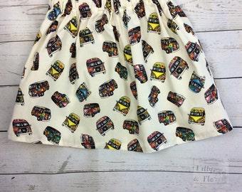 Funky Campervan Skirt