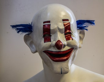 Bus Driver 1:1 Dark Knight TDK Mask, Henchman, Clown mask, Prop