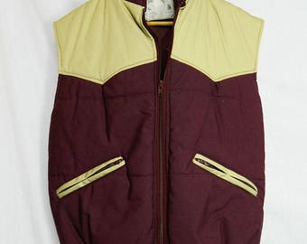 Jacket no sleeves (Stranger Things style)