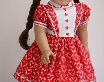 Valentine for Molly - American Girl