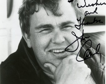 John Candy :   Signed Photograph