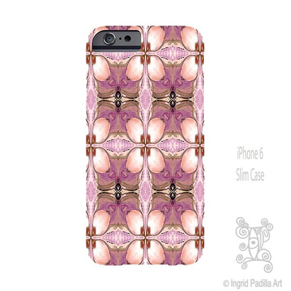 Boho Chic, Pink, iphone 8 case, iPhone 8 Plus case, artsy,  art, vintage, iPhone Cases, iPhone 7 case, Note 4 case, Ingrid Padilla