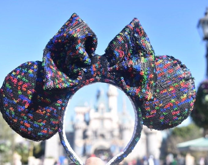 Paint the Night Sequin Minnie ears