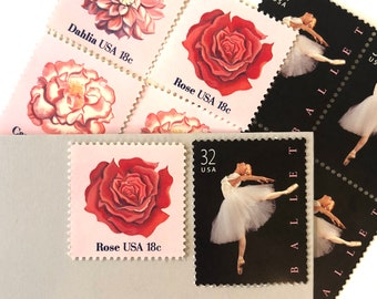 Ballerina Postage Suite (set of 3) // Wedding Postage