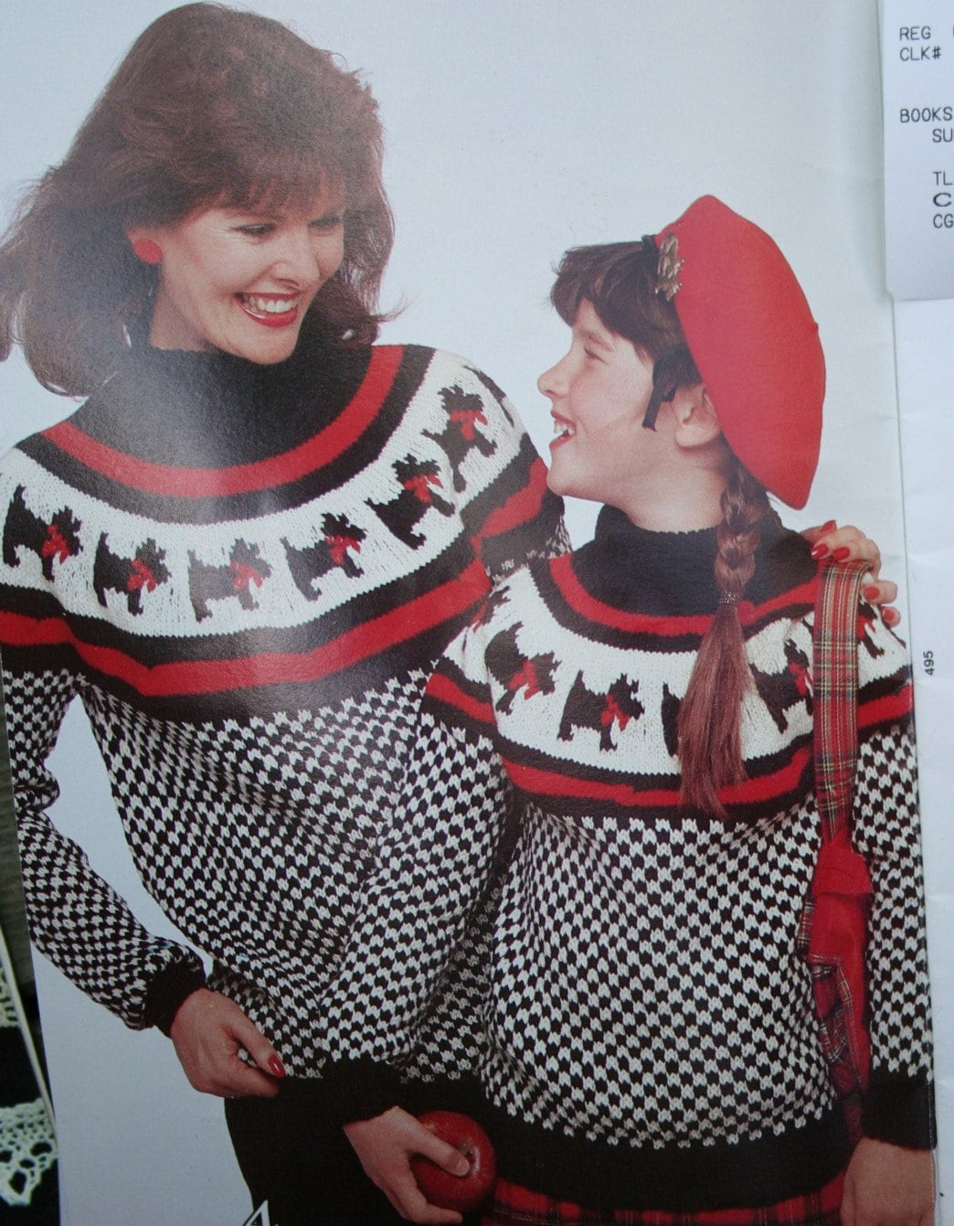 Sweater Knitting Patterns Knit Menagerie Vol 1 Beehive Patons 495 ...