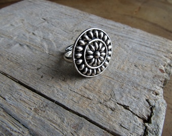 Silver Ring from India.