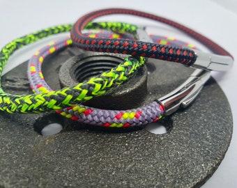 Climbing Rope Bracelet