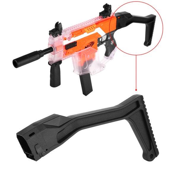 Worker MOD TSC Style Fix Buttstock Kriss Vector Kit Minimal for Nerf Modify  Toy
