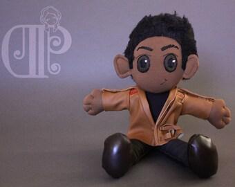 Finn Star Wars The Force Awakens Plush Doll Plushie Toy