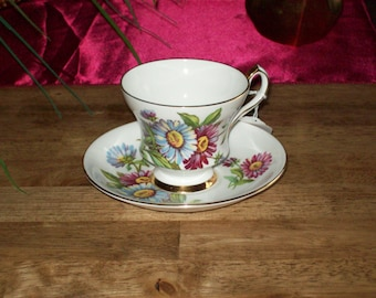 Teacup Set- Made in England by Royal Wentworth