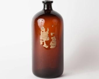 Antique Laboratory Bottle