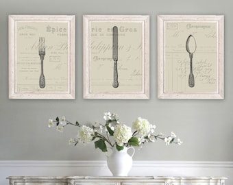French Country Decor Farmhouse Wall