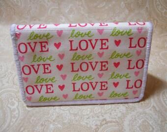 Love Business Card Case