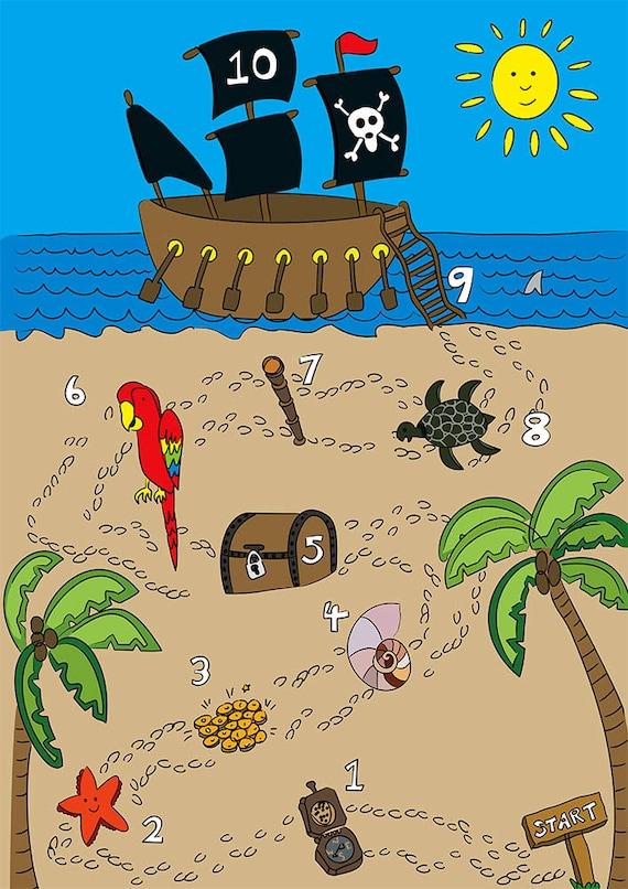 Wonderful Pirate Wall Art Pictures Inspiration - Wall Art Design ...