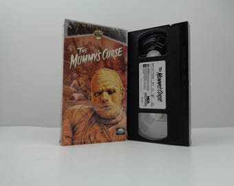The Mummy's Curse [VHS] (1944)
