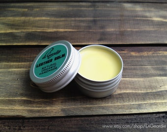 leather conditioner natural leather care natural leather balm leather polish leather wax homemade balm organic leather oil natural beeswax