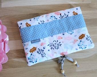 Scandinavian diaper change baby wipes storage pouch