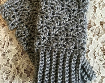 Lacy Fingerless Gloves - Any Colors