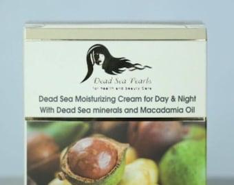 Dead Sea Moisturizing Cream for Day& Night (50ml)