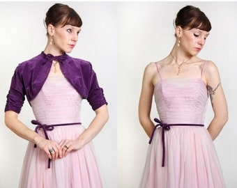 Party Dress 2pc Bolero and Gown