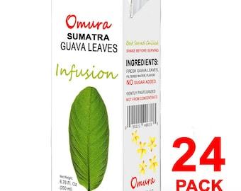 Omura GUAVA LEAVES Infusion 6.76 Fl. Oz.