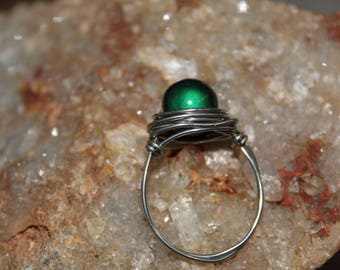 mood bead ring