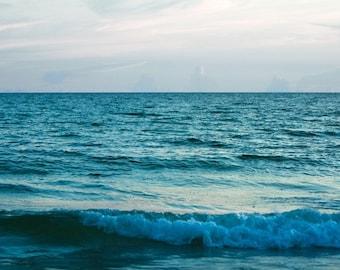 Large Ocean Photograph - 30x40, 30x45, 40x60 Fine Art Photography Print - Voyage