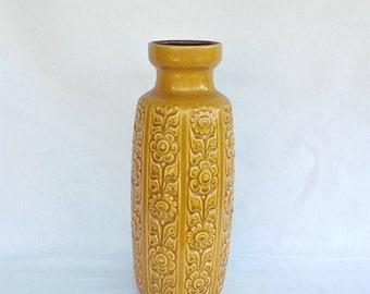 Pottery Vase Scheurich 280-30 West Germany